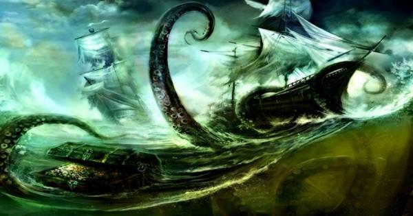 Νέες ανακαλύψεις επιβεβαιώνουν την ύπαρξη του μυθικού Κράκεν! (εικόνες)