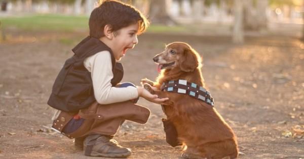 10 λόγοι για να μεγαλώσει ένα παιδί με κατοικίδιο!