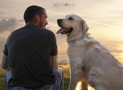 Πιο ελκυστικοί οι άντρες με… σκύλο!