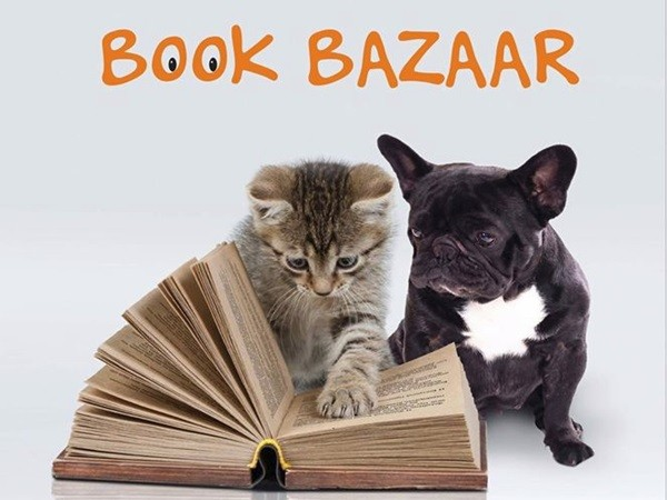 Αδέσποτα Book bazaar