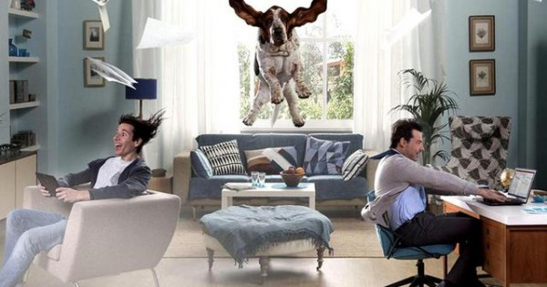Πώς γυρίστηκε το νέο διαφημιστικό της WIND; Πoιος είναι ο σκύλος;