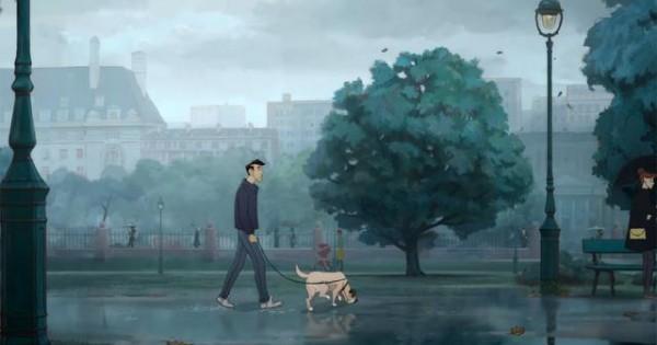 Ο άνθρωπος και ο σκύλος. Η νέα διαφήμιση της Coca-Cola (video)