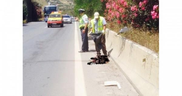 Ηράκλειο Κρήτης : Άνοιξε το τζίπ και πέταξε 4 σκυλιά στην Εθνική