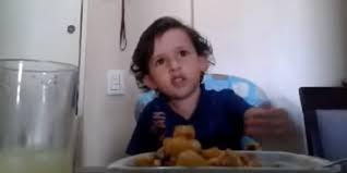 Ο μικρός Luiz Antonio και το χταπόδι (Video)
