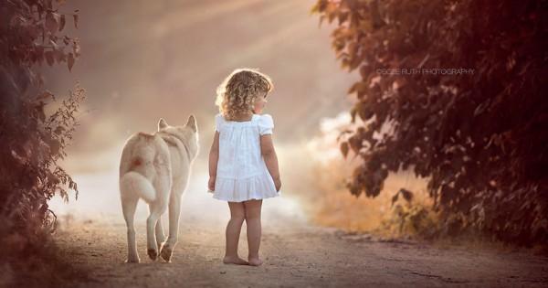 Φωτογράφοι από όλο τον κόσμο απαθανατίζουν στιγμές παιδιών και ζώων