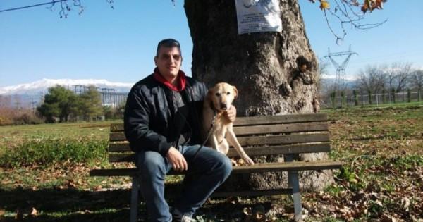 Αστυνομικός υιοθέτησε τη σκυλίτσα που εργαζόταν μαζί της για 11 ολόκληρα χρόνια