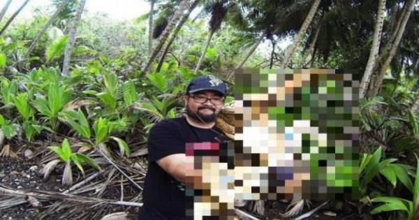 Όταν δείτε τι ανακάλυψε αυτός ο άνθρωπος στη ζούγκλα… θα τρομάξετε! (φωτό)
