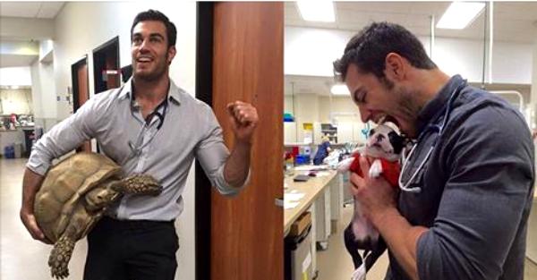 Αυτός ο Κούκλος Κτηνίατρος θα σας Κάνει να πάτε τα Ζωάκια σας Κατευθείαν για Εξέταση. (Φωτογραφίες)