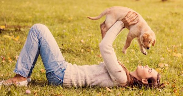 Τι είναι η ωκυτοκίνη και πως επηρεάζει τη σχέση με τον σκύλο μας