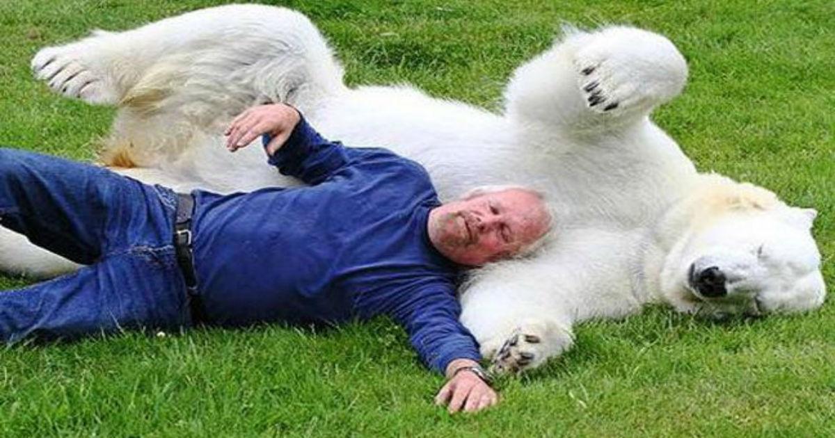 Θα ανατριχιάσετε: 11 απίστευτοι δεσμοί μεταξύ ανθρώπων και ζώων! (video) δεσμοί μεταξύ ανθρώπων και ζώων