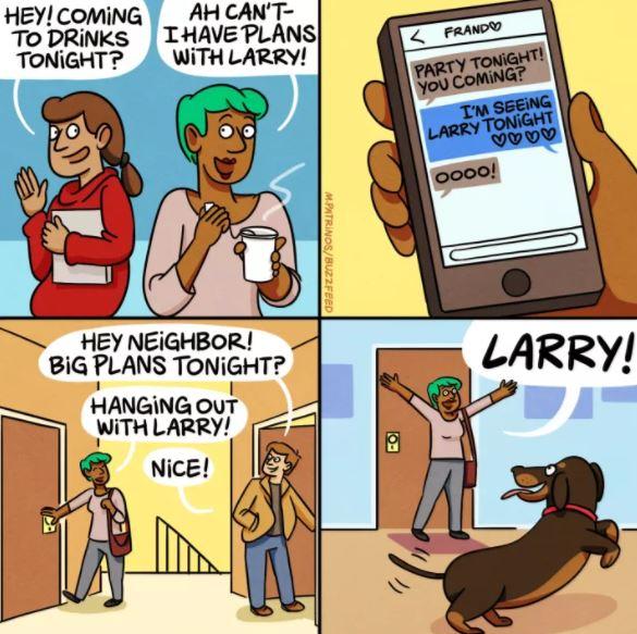 Σκύλος ιδιοκτήτες σκύλων