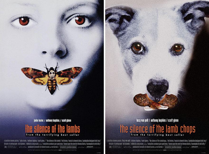 Σκύλος Photoshop