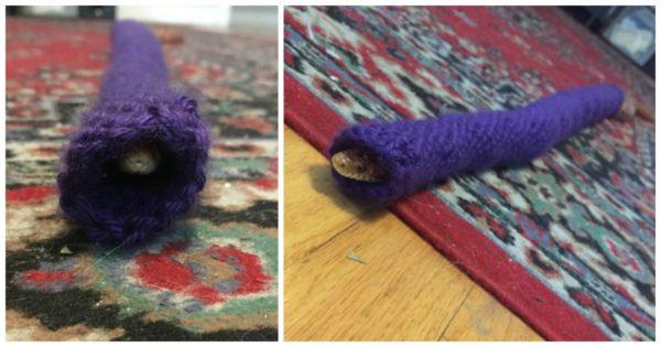 Άντρας υιοθέτησε φίδι για κατοικίδιο και του έκανε δώρο ένα κομψό μάλλινο πουλόβερ για τα Χριστούγεννα