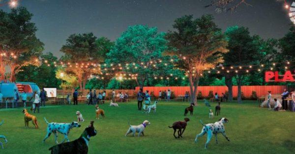Το πρώτο πάρκο σκύλων εγκαινιάστηκε στο Ηράκλειο