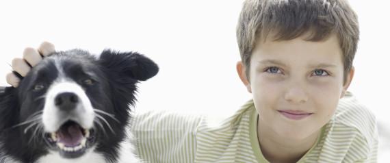 Τα κατοικίδια βελτιώνουν τις κοινωνικές δεξιότητες των παιδιών με αυτισμό