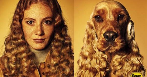 Απίθανες ομοιότητες ανθρώπων και ζώων!