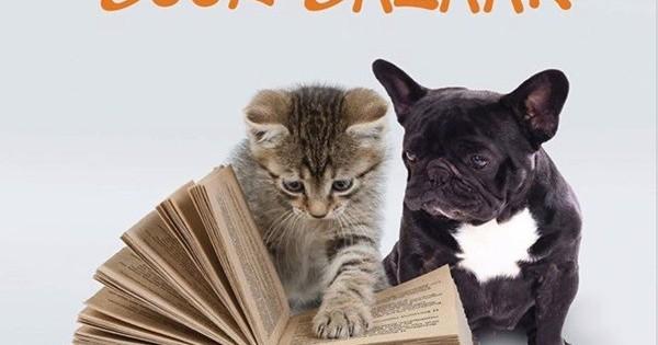 Book bazaar για τα αδέσποτα!