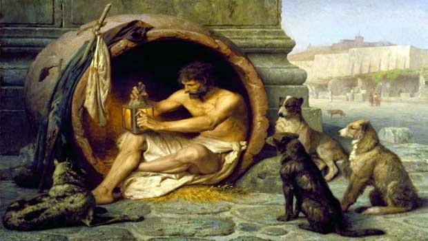 Σκύλος μυθολογία Ελλάδα