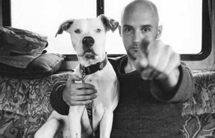 Σκύλος πειράματα Λος Άντζελες Moby