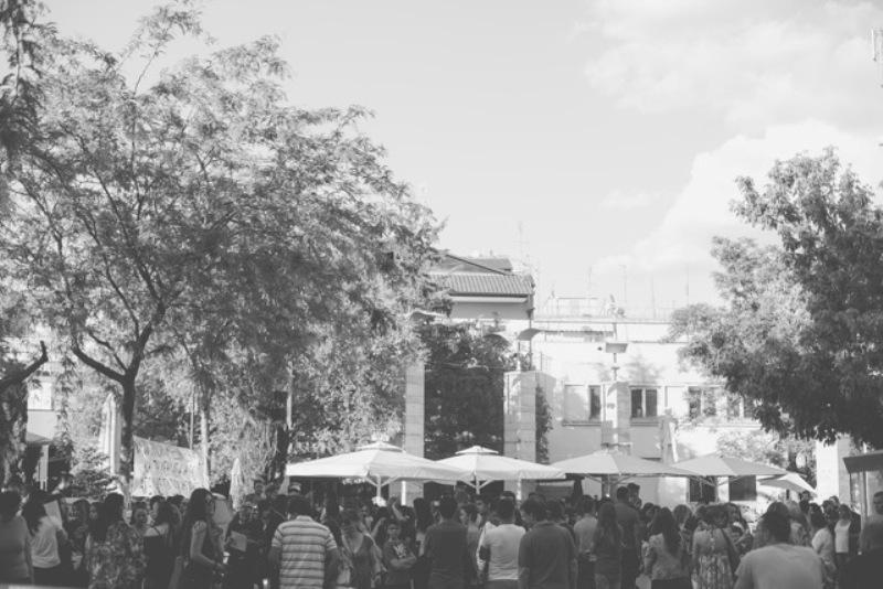 φόλες Πτολεμαΐδα Κυνοκομείο Πτολεμαΐδας διαδήλωση Αδέσποτα