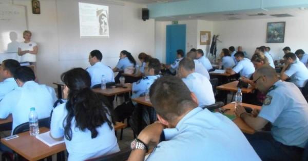 Σεμινάριο σε αστυνομικούς από τη Φιλοζωϊκή (εικόνες)
