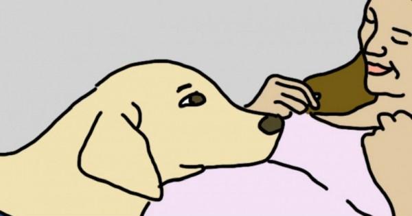 Έχουν τελικά τα σκυλιά έκτη αίσθηση; Δείτε μερικές από τις «υπερδυνάμεις» που διαθέτουν! (Εικόνες)