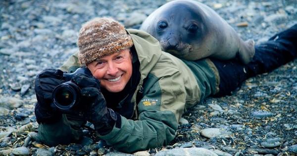 Οι φωτογράφοι φύσης ζουν ξεχωριστές εμπειρίες!