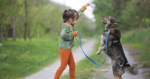 Από ποια ηλικία μπορεί ένα παιδί να φροντίσει το σκύλο ή τη γάτα;