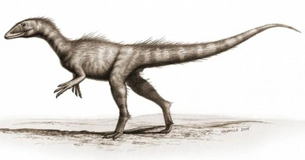 Βρέθηκε «δράκος» στην Ουαλία ηλικίας 200 εκατομμυρίων ετών! (Εικόνες)