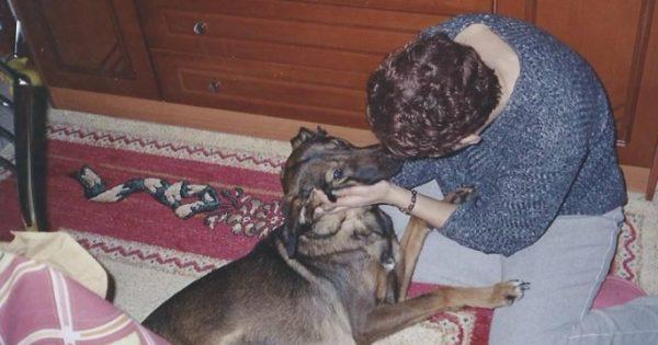 Ήταν 40 ημερών όταν την πρωτοπήρα στην αγκαλιά μου και 11 ετών όταν της ψιθύρισα το πικρό αντίο