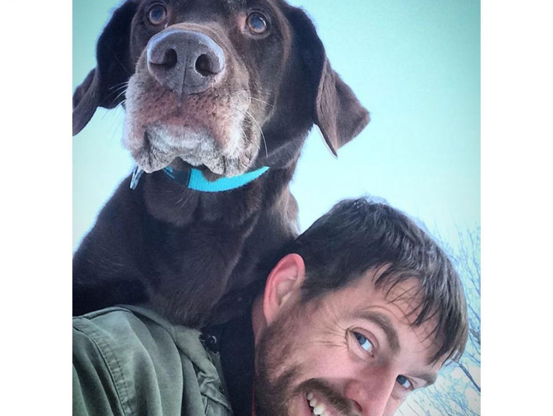 Σκύλος Λαμπραντόρ ιδιοκτήτης