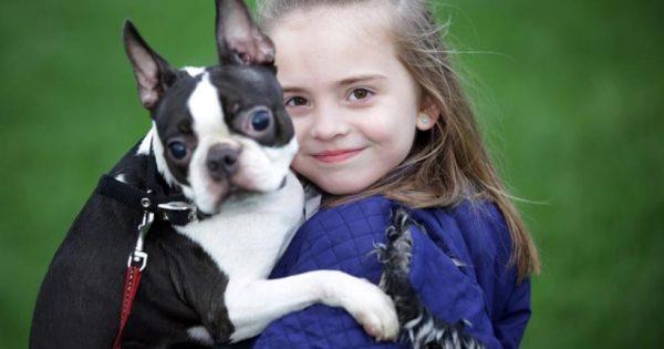 Επτάχρονη ζήτησε από τον Άγιο Βασίλη να βρεθεί το τυφλό σκυλάκι της και… βρέθηκε!