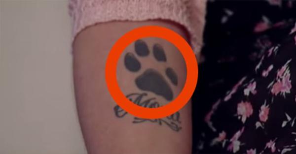 τατουάζ Σκύλος