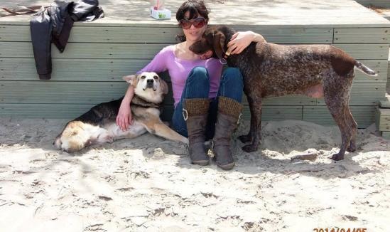 υιοθεσία σκύλων ανάπηροι σκύλοι