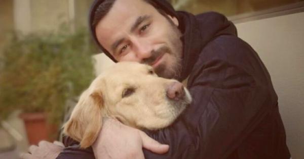 Nomads: Ο Μαυρίδης «σπάει» και κλαίει on camera μιλώντας για την Μόλυ, την σκυλίτσα του