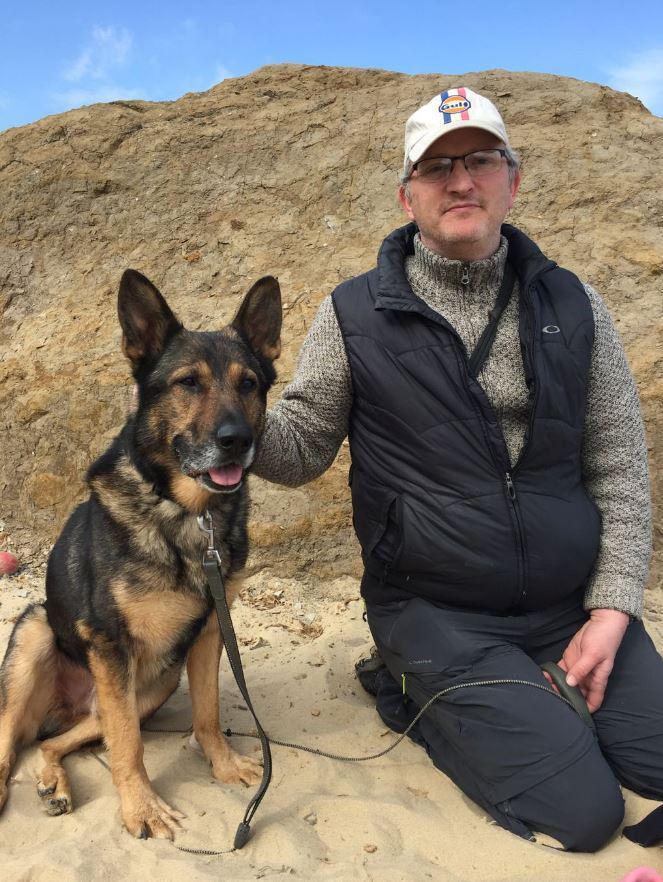 αστυνομικός σκύλος